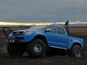 2007 Toyota Hilux AT44 Arctic Trucks