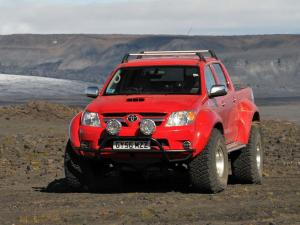 Toyota Hilux Invincible AT38 Arctic Trucks 2007 года