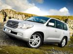 Toyota Land Cruiser 200 V8 2007 года