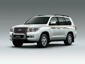 2007 Toyota Land Cruiser 200 VX-R
