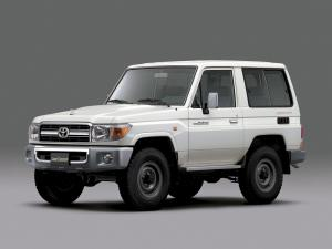 Toyota Land Cruiser 70 (J71) 2007 года