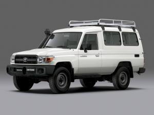 Toyota Land Cruiser 70 2007 года