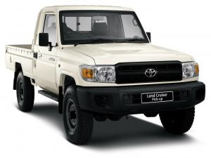 Toyota Land Cruiser 70 Pickup 2007 года