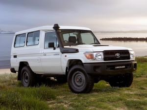 2007 Toyota Land Cruiser 70 Troop Carrier