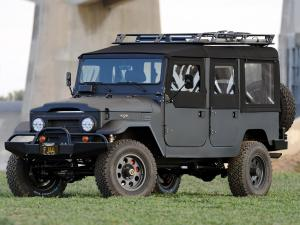 2007 Toyota Land Cruiser FJ44 by Icon