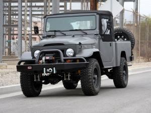 Toyota Land Cruiser 70 Pickup 1999 года