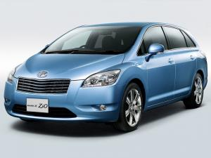 Toyota Mark X ZiO 2007 года