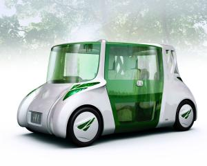Toyota RiN Concept 2007 года