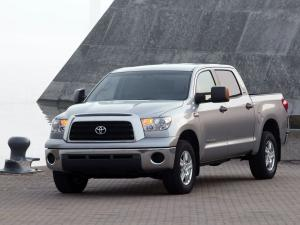 Toyota Tundra CrewMax Limited 2007 года