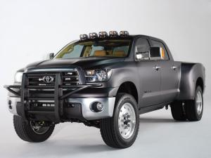 Toyota Tundra Dually Diesel Concept 2007 года