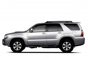 Toyota 4Runner with Urban Runner package 2008 года