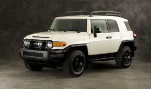 Toyota FJ Cruiser Trail Teams Edition '2008