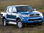 Toyota Hilux Double Cab 2008 года