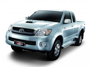 2008 Toyota Hilux Extended Cab