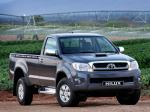 Toyota Hilux Single Cab 2008 года