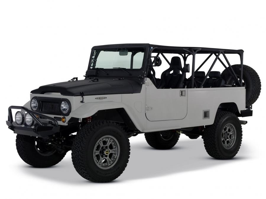 2008 Toyota Land Cruiser BAJA 1000 LE by Icon