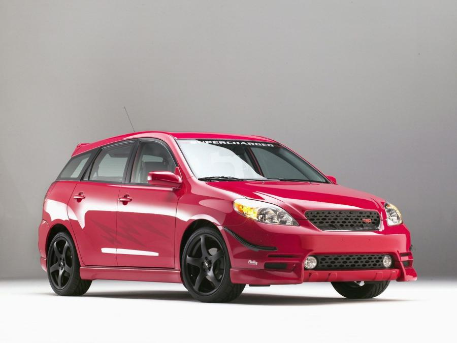 Toyota Matrix XR by TRD
