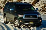 Toyota Sequoia Limited 4x4 2008 года
