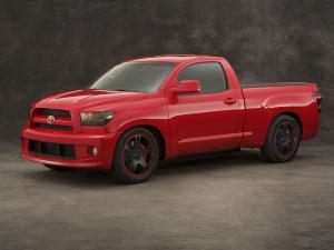 2008 Toyota Tundra Street Concept by TRD