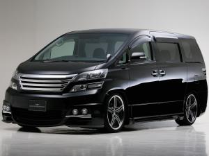 Toyota Vellfire by Wald 2008 года