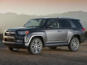 Toyota 4Runner Limited 2009 года