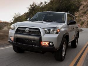 Toyota 4Runner Trail 2009 года