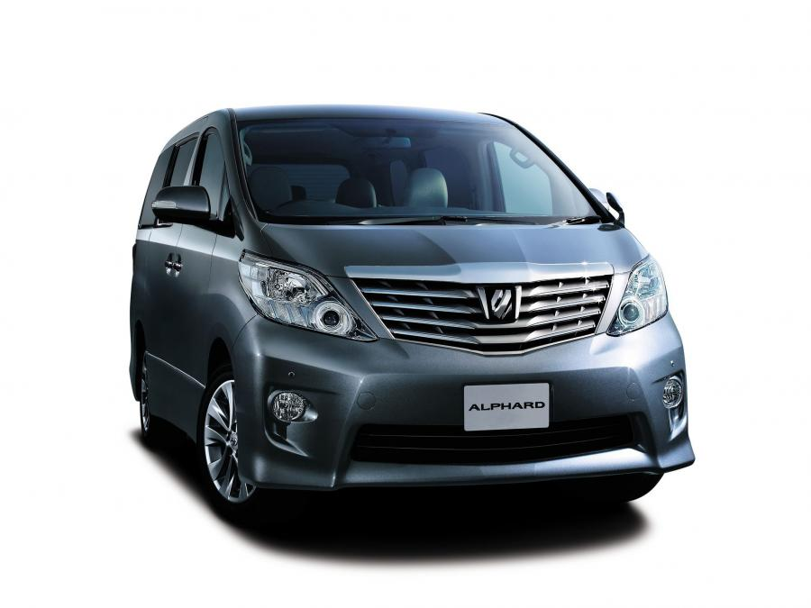 Toyota Alphard 240S Limited