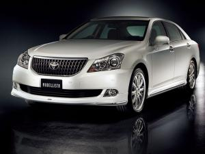2009 Toyota Crown Majesta Modellista