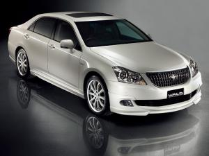 2009 Toyota Crown Majesta by WALD