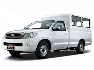 2009 Toyota Hilux FX