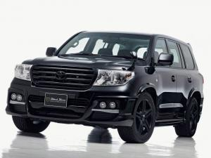 Toyota Land Cruiser 200 Black Bison Edition Sports Line by Wald 2009 года