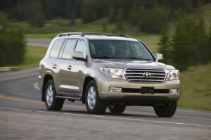 Toyota Land Cruiser 200 2009 года