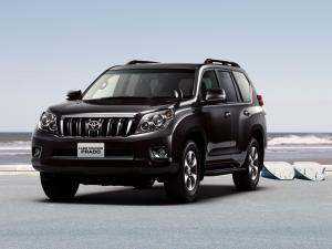 Toyota Land Cruiser Prado 150 5-Door 2009 года (JP)