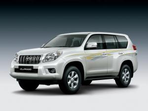 2009 Toyota Land Cruiser Prado 150 5-Door
