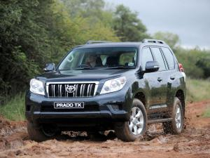 2009 Toyota Land Cruiser Prado 150 TX 5-Door