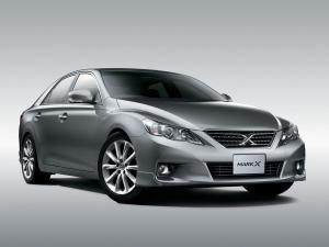 Toyota Mark X Sports 2009 года