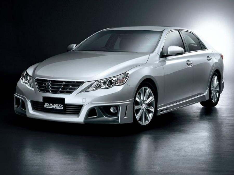 2009 Toyota Mark X by DAMD