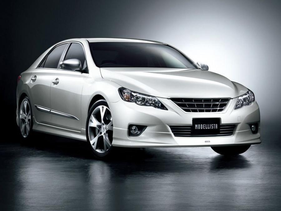 Toyota Mark X by Modellista