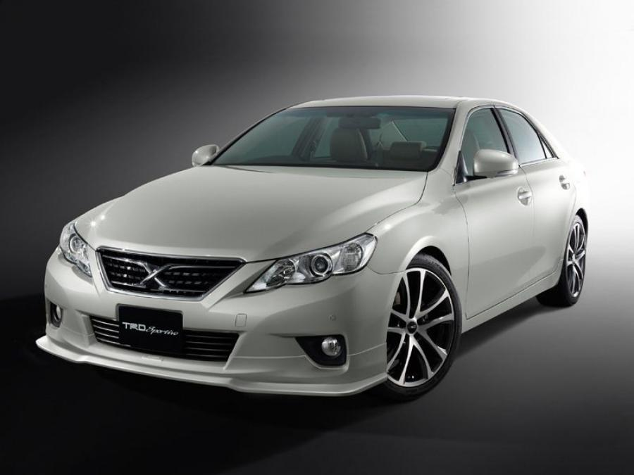 Toyota Mark X by TRD