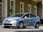 Toyota Prius Plug-In Hybrid Pre-production Test Car 2009 года