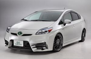 Toyota Prius by ASI 2009 года