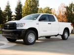 Toyota Tundra Double Cab Work Truck Package 2009 года