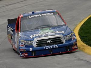 2009 Toyota Tundra NASCAR Camping World Series Truck