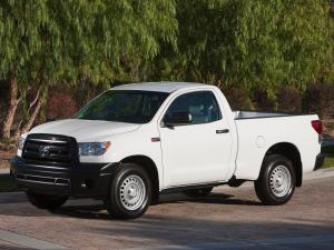 Toyota Tundra Regular Cab Work Truck Package 2009 года