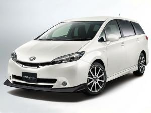 2009 Toyota Wish by TRD