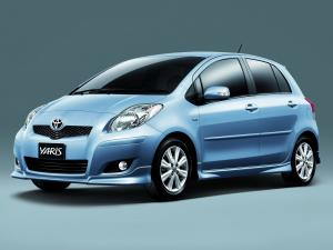 2009 Toyota Yaris S Limited