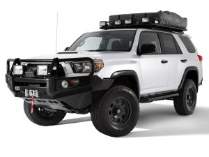 2010 Toyota 4Runner Four Wheeler Concept