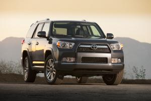 Toyota 4Runner Limited 2010 года