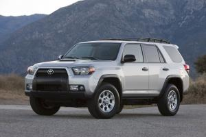 Toyota 4Runner Trail 2010 года