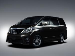 2010 Toyota Alphard 350S Prime Selection II Type Gold